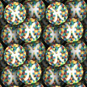 Pisces Mosaic 23