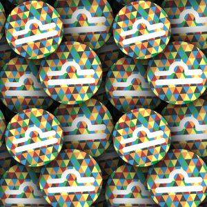 Libra Mosaic 23
