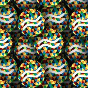 Aquarius Mosaic 22