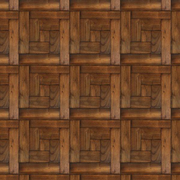 Wooden Block Tile