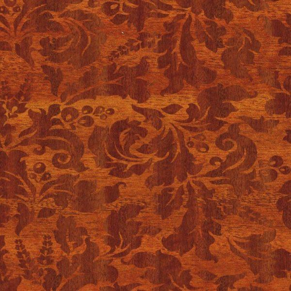 Mahogany Wood Inlay