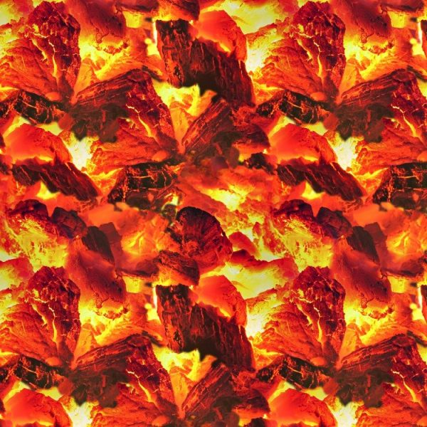 Burning Embers 22