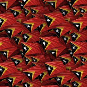 Timor Leste East Timor Flag