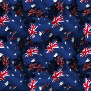 Australia Country Flag 22