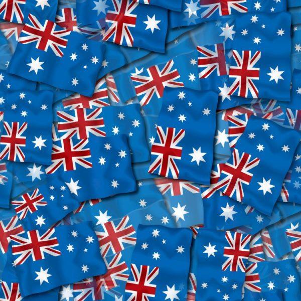 Australia Flag 22