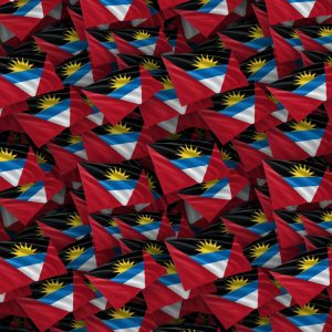 Antigua & Barbuda Flag