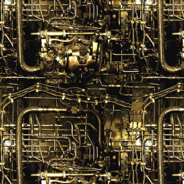 Steampunk Engine 22