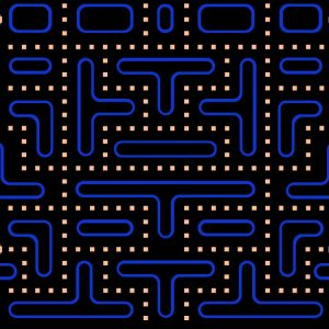 PacMan Level 24