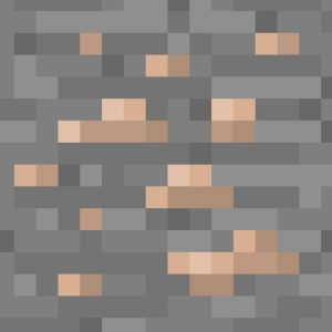 Minecraft Iron Ore