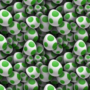 Mario Yoshi Egg