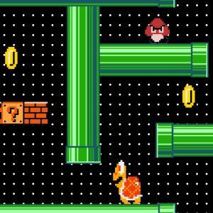 Mario Pipe World 22 a
