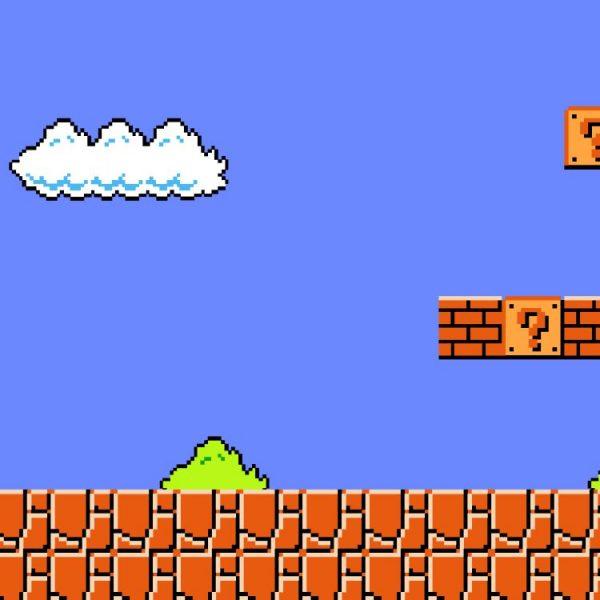 Mario Level 22 1