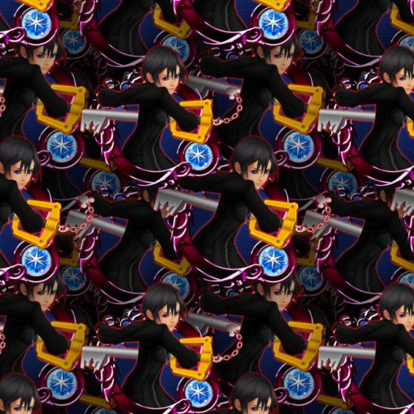 Kingdom Hearts Xion 24
