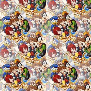 Kingdom Hearts The Gang 23