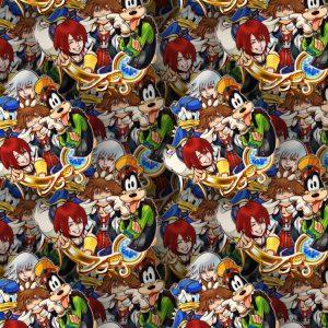 Kingdom Hearts The Gang 22