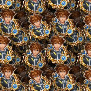 Kingdom Hearts Sora 24