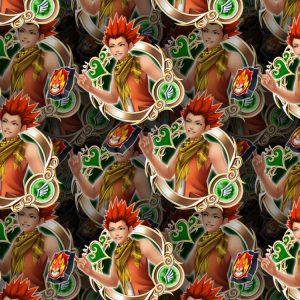 Kingdom Hearts Lea 23