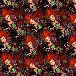 Kingdom Hearts Axel 22