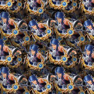 Kingdom Hearts Aqua 22