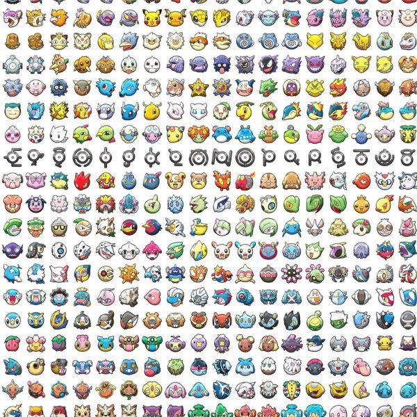 All Pokemon Characters