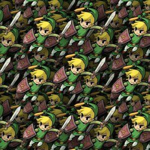 Zelda Link 24