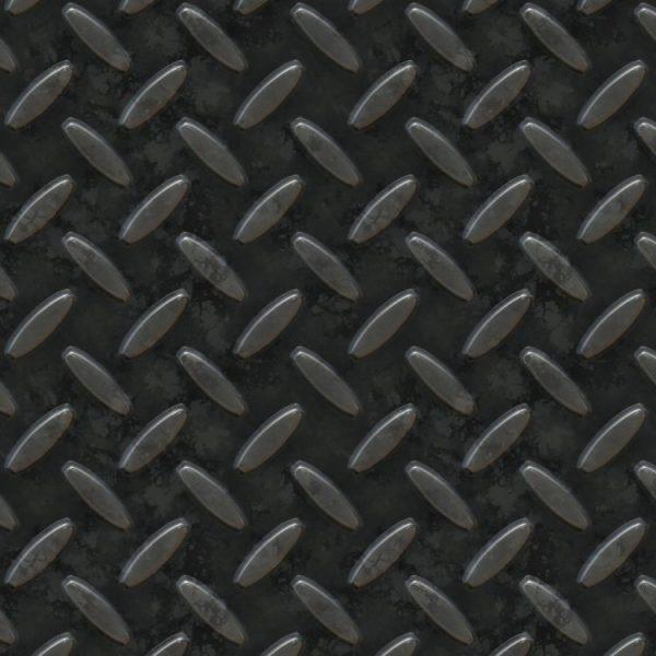 Steel Diamond Plate 24