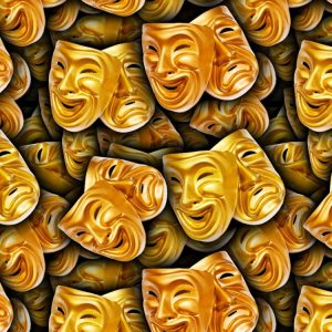Thespian Masks 22