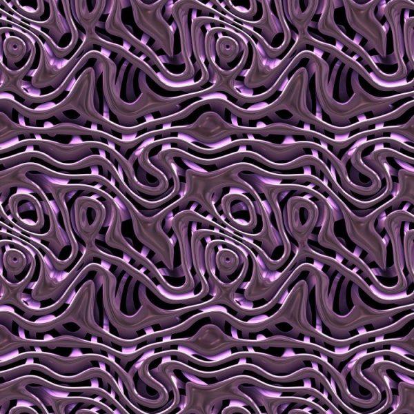Purple Chrome 22