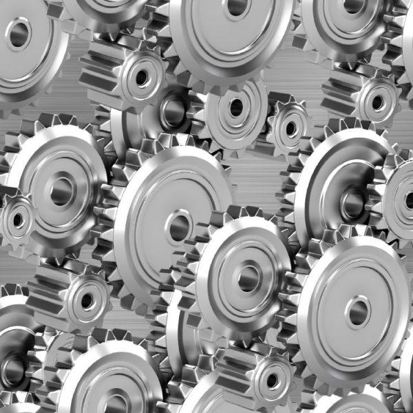 Aluminum Gears 25