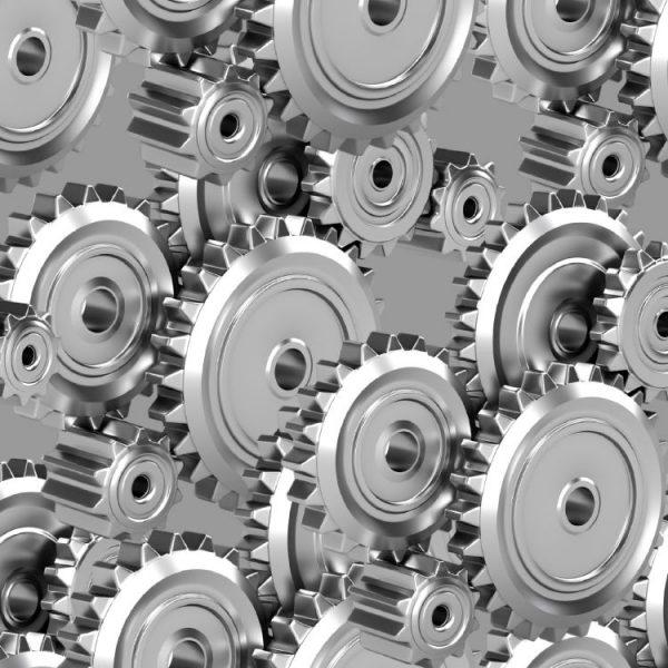 Aluminum Gears 24