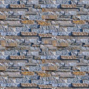 Gray Dry Stack Stone