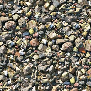 Beach Gravel