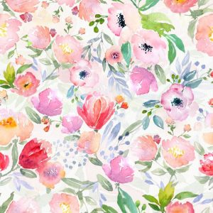 Watercolor Peonies 22