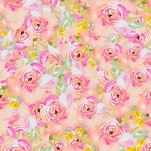 Watercolor Flowers 22