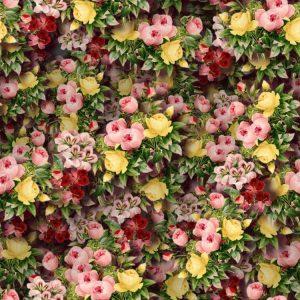 Vintage Flowers 23
