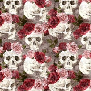 Skulls and Roses 23