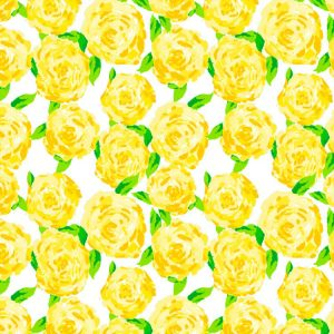 Lilly Yellow Roses 23