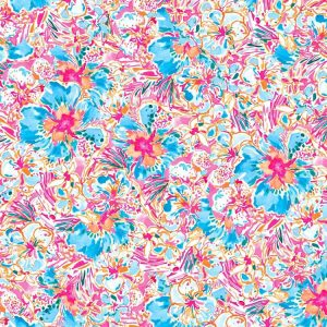 Lilly Floral Escape