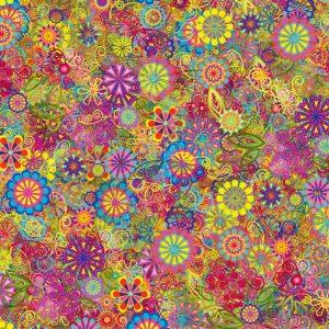 Hippy Flowers 23