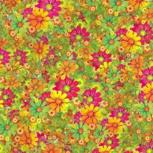 Hippy Flowers 22