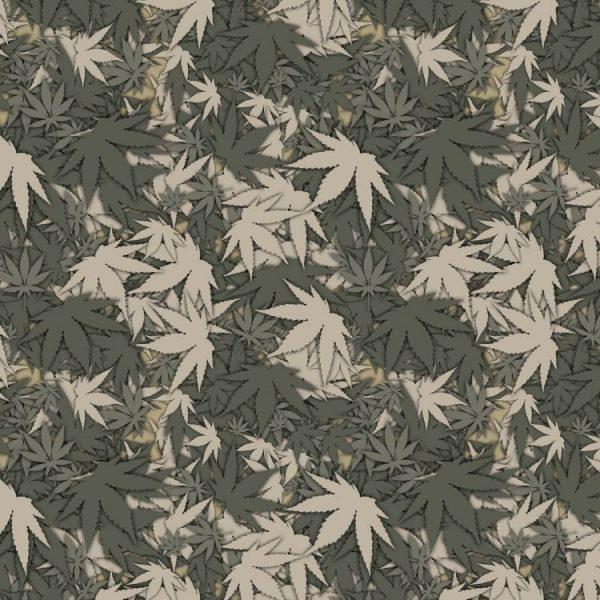 Cannabis 23 Camo