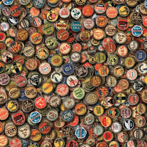 Vintage Soda Bottle Caps 22