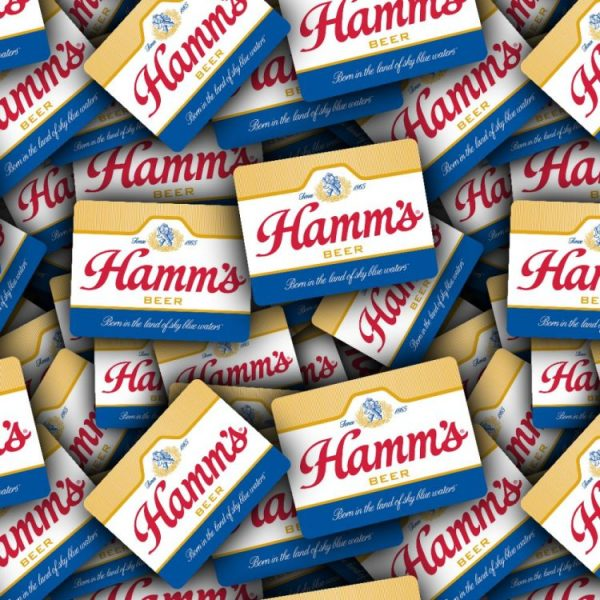 Hamms Beer 22