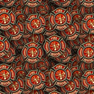 Firefighter Emblem 23
