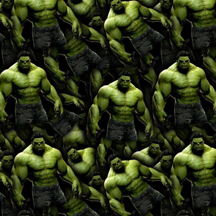 Incredible Hulk 25