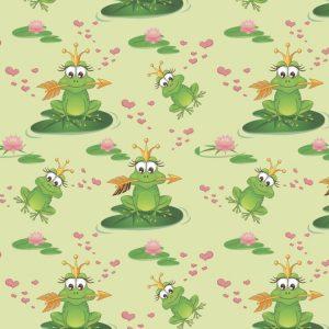 Princess Frog Pond