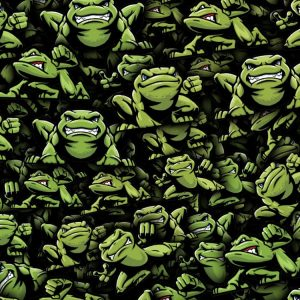 Angry Frogs