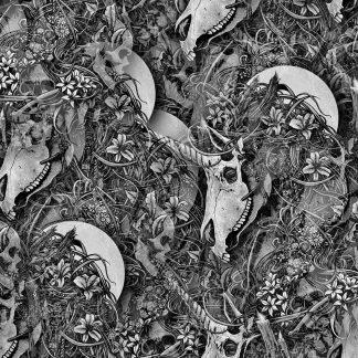 Unicorn Skulls