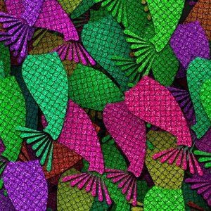 Mermaid Glitter Tails 22