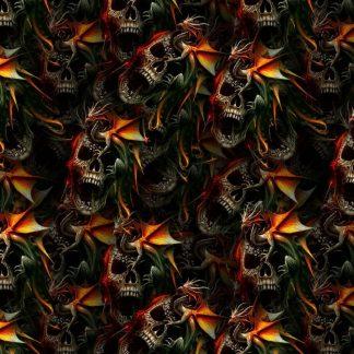Dragon Skull 22